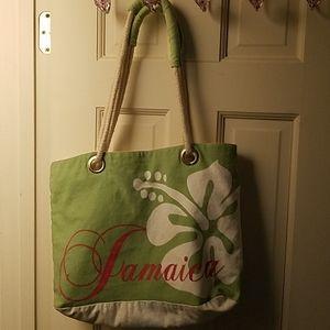 Canvas Jamaica bag